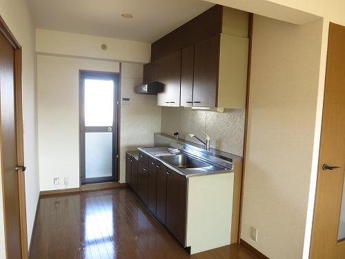 グランドゥール筑紫野 / 402号室キッチン
