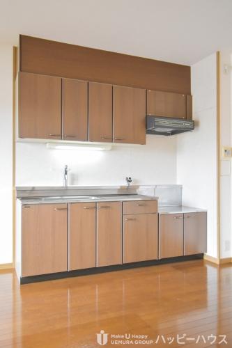 レジデンス俗明院 / 403号室キッチン