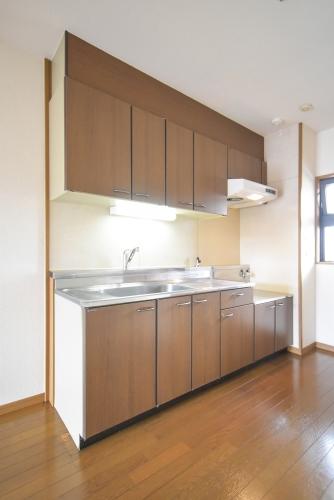 ピア観世S-N / N-105号室キッチン