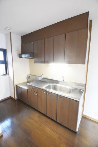 ピア観世S-N / S-106号室キッチン