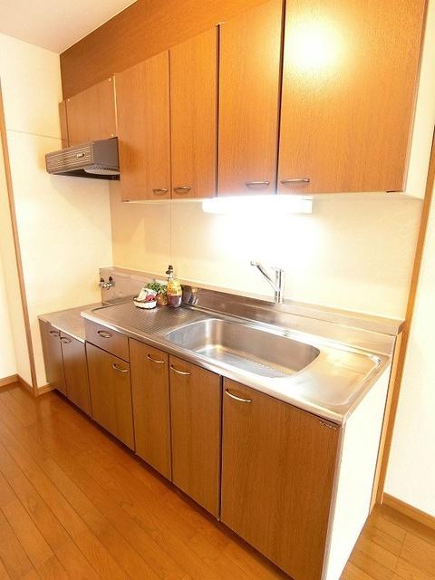 ピア観世S-N / S-202号室キッチン