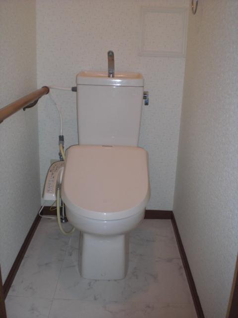 グリーンヒルズ桜台 / 2-102号室トイレ