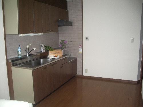 グリーンヒルズ桜台 / 2-203号室キッチン