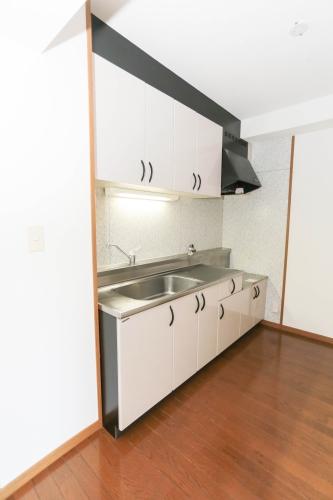 フルール98 / 303号室キッチン