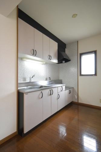 フルール98 / 401号室キッチン