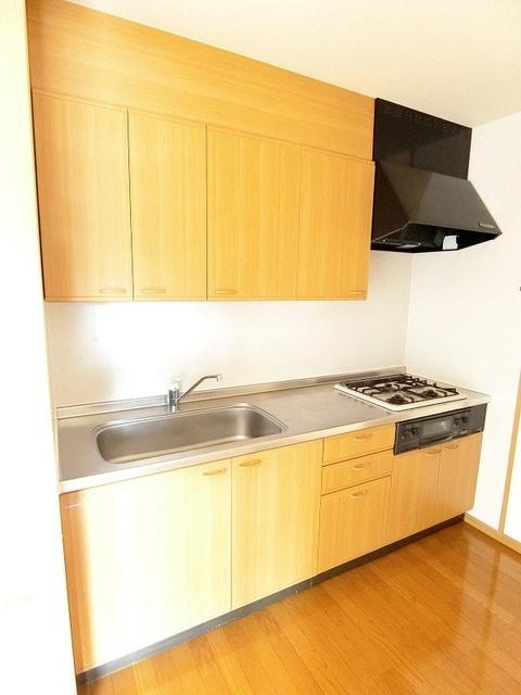 プレステージ塔原 / 303号室キッチン