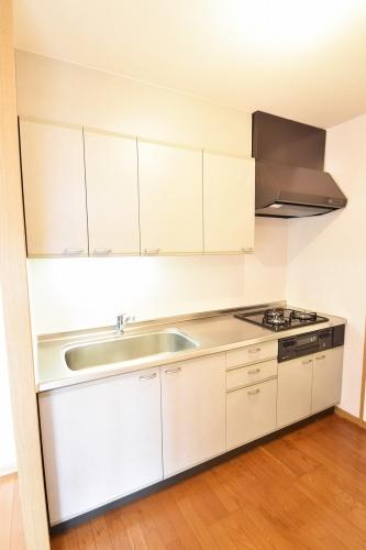 プレステージ塔原 / 403号室キッチン