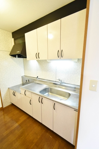 プレミール筑紫 / 602号室キッチン