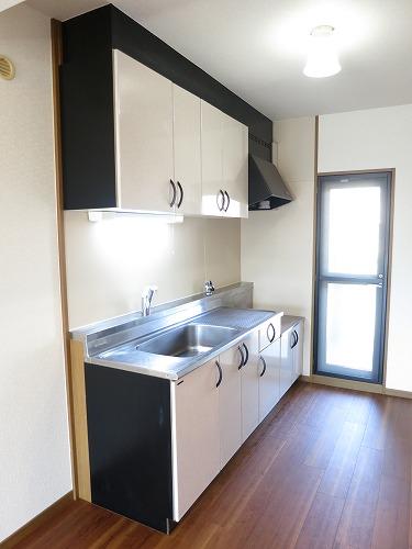 フレア水城 / 206号室キッチン