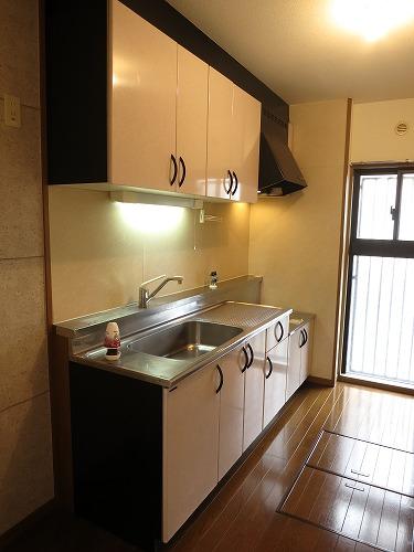 カサグランデ太宰府 / 101号室キッチン