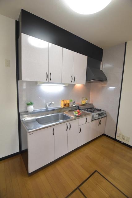 カサグランデ筑紫 / 102号室キッチン