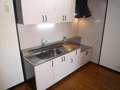 カサグランデ筑紫 / 202号室キッチン