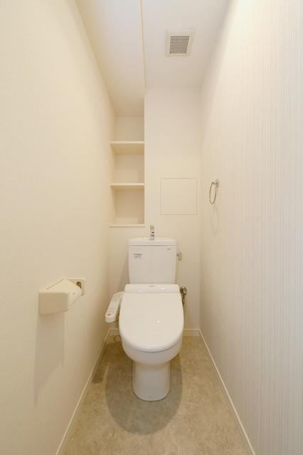 エルマーナⅡ / 201号室トイレ
