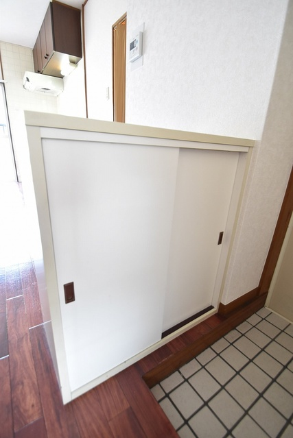 ドリームハウスHARA5(ペット可) / 505号室玄関