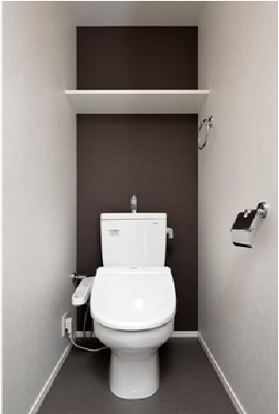 R&R / 201号室トイレ