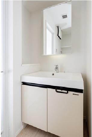 R&R / 805号室洗面所
