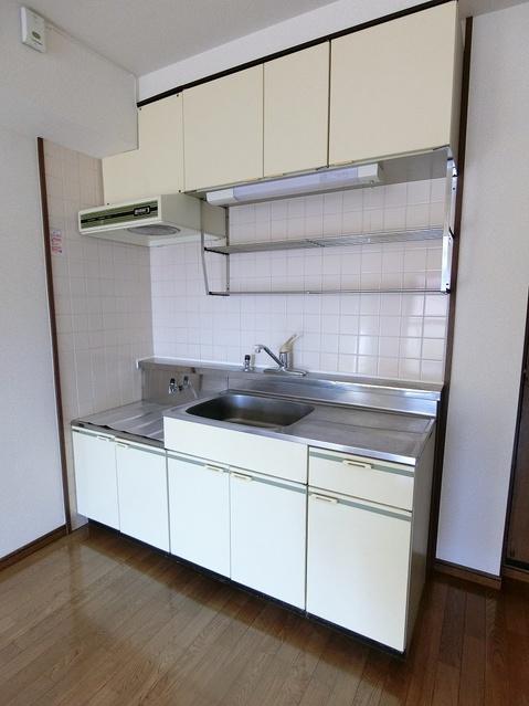 シャトー渡辺 / 305号室キッチン