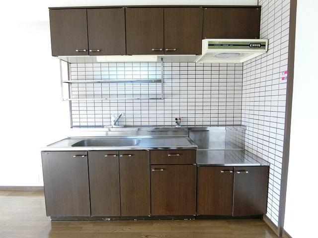 シティハイツ萩尾 / 405号室キッチン
