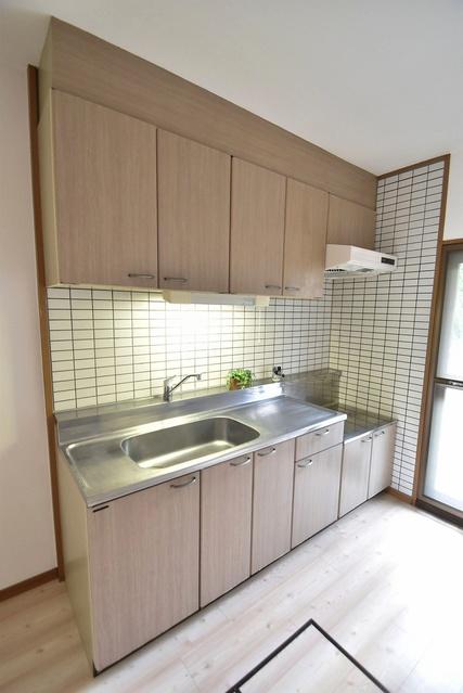 パストラル杉塚 / 105号室キッチン