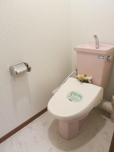 パストラル杉塚 / 202号室トイレ