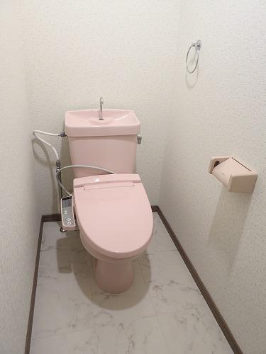 エクセレント中嶋Ⅱ / 203号室トイレ