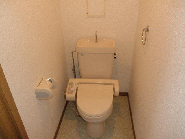 シャトレ弐番館 / 305号室トイレ