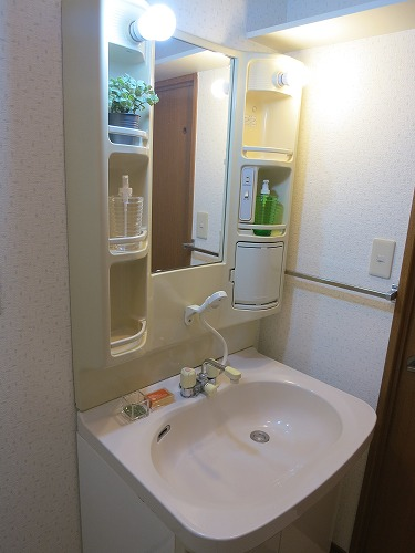 グランドソフィア20 / 202号室洗面所