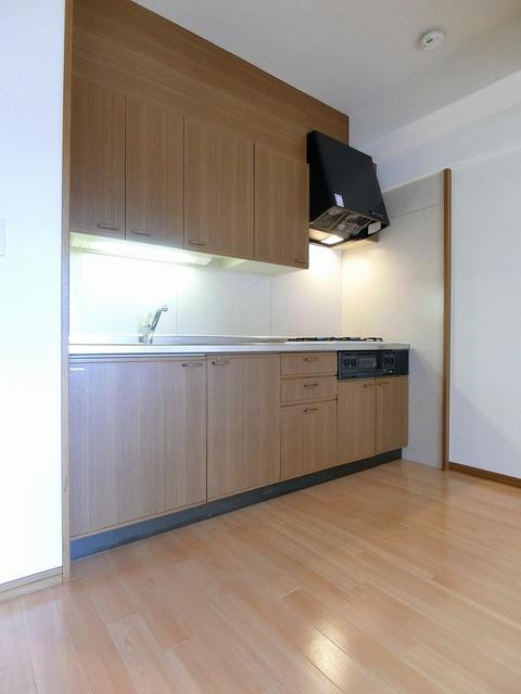 シャトレ天拝 / 605号室キッチン