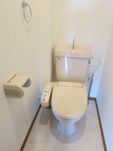 カサグランデ太宰府 / 402号室トイレ
