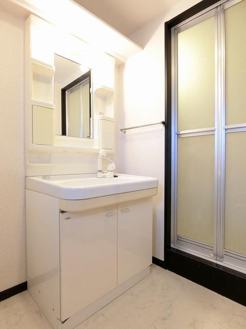 カサグランデ筑紫 / 302号室洗面所