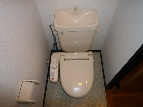カサグランデ筑紫 / 803号室トイレ