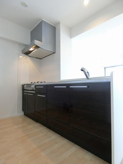 エルマーナⅡ / 602号室キッチン