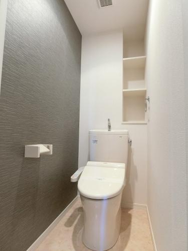 ブランコート筑紫野 / 201号室トイレ
