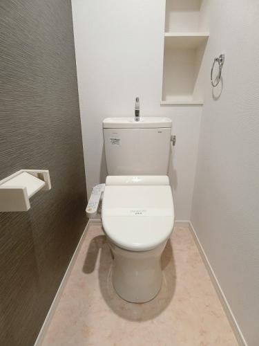 ブランコート筑紫野 / 702号室トイレ
