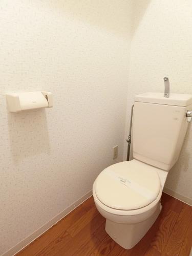 プレジール天拝 / 703号室トイレ