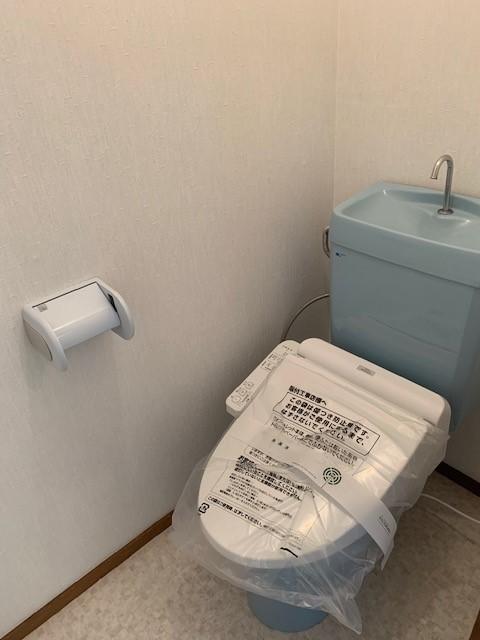 ドリームハウスHARA(ペット可) / 102号室トイレ