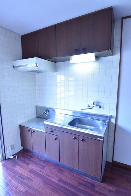 ドリームハウスHARA5(ペット可) / 503号室キッチン