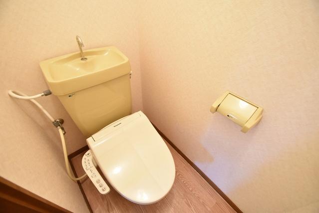 ドリームハウスHARA5(ペット可) / 505号室トイレ
