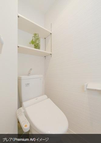 鈴蘭 / 101号室トイレ