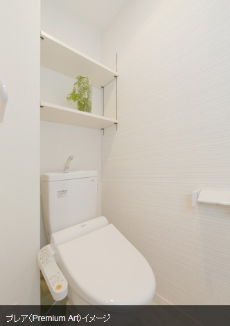 鈴蘭 / 203号室トイレ