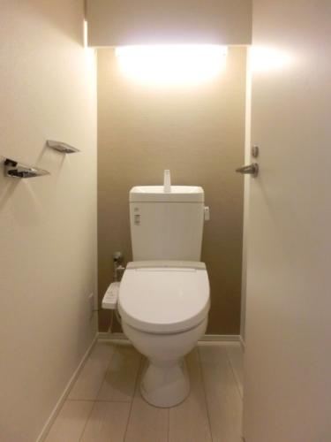 R&R / 503号室トイレ