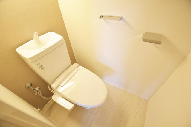 R&R / 605号室トイレ