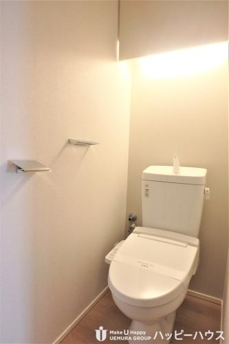 R&R / 606号室トイレ