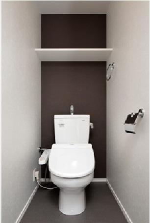 R&R / 706号室トイレ