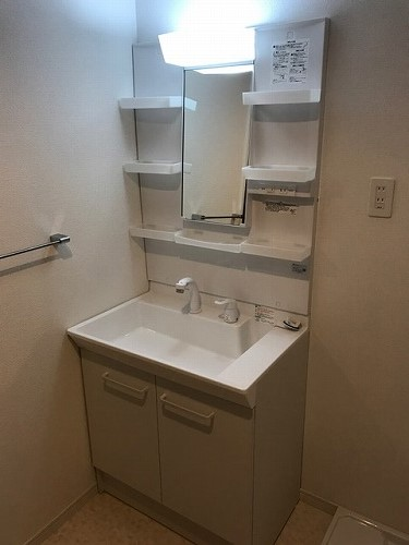 パークサイド橘 / 201号室洗面所