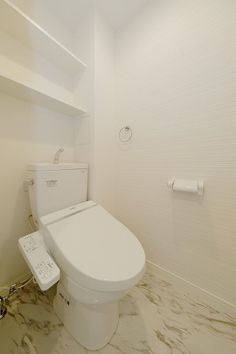 仮)プレアev湯町3丁目マンション / 103号室トイレ