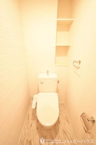 仮)プレアSH(ペット可) / 202号室トイレ