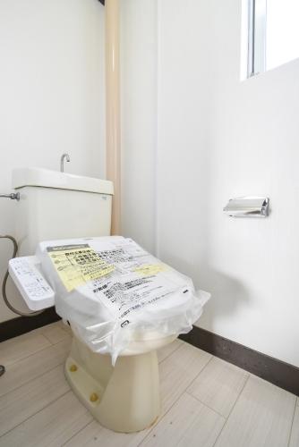 ビレッジ都府楼 / 305号室トイレ