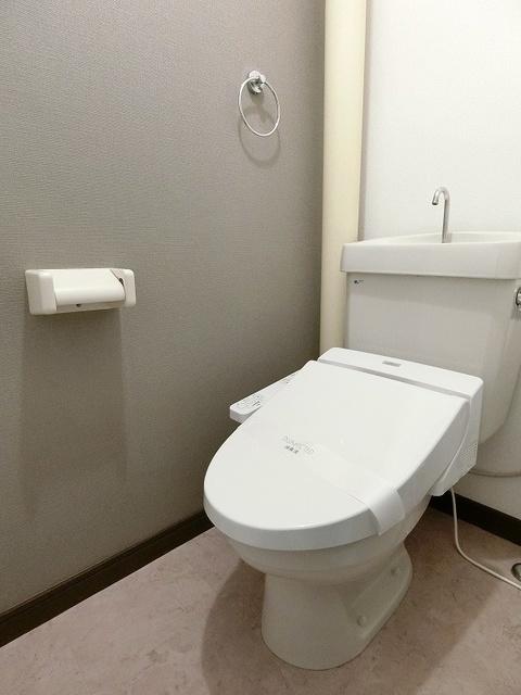 シティハイツ萩尾 / 202号室トイレ