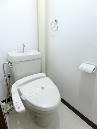 シティハイツ萩尾 / 305号室トイレ